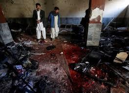 افغانستان - هجوم انتحاري استهدف مركز ثقافي شيعي بكابول