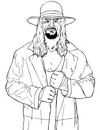 Small Picture Wwe Color Pages Pilular Coloring Pages Center