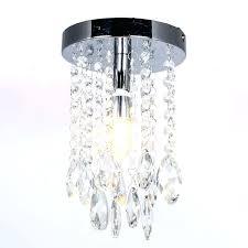 full image for outdoor hanging chandelier mini chrome crystal chandelier for girls room teardrop pendant lamp crystal teardrop chandelier parts 3 light