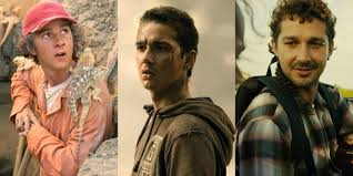 Shia saide labeouf was born in los angeles, california, to shayna (saide) and jeffrey craig labeouf, and is an only child. Shia Labeouf Movies Ranked From Worst To Best