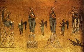 journey jesus previous essays and reviews temptations of christ 12th century mosaic st marl s basilica venice