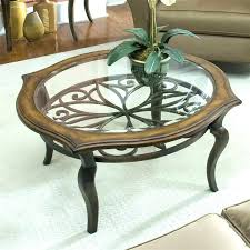 round glass cocktail table wood top metal base coffee table metal coffee table with wood top collection round coffee table glass cocktail table with
