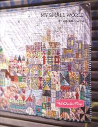 My Small World Quilt Pattern Booklet Jen Kingwell Designs #JKD ... & Hover to zoom Adamdwight.com