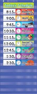 Ursweetdown Preschool Daily Schedule With Pictures