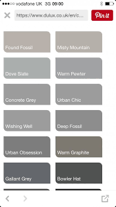 Seven Unexpected Ways Paint Color Chart Grey Can Make Your
