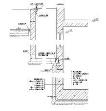 drawing method of cad glass door plan