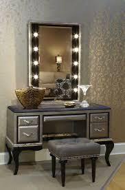 makeup vanity lighting ideas. Bedroom Decorations: Makeup Vanities For Bedrooms With Lights Outstanding Vanity Lighting Ideas T