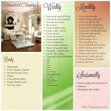 Thai Cleaning Service The Household Chores List