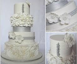 Silver Anniversary Cakes Cake Geek Magazine