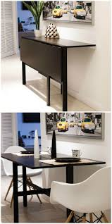 modern furniture for small spaces. Excellent Round Or Square Dining Table For Small Space Living In A Shoebox Modern Furniture Spaces