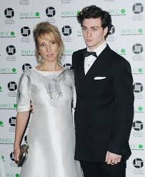 Why Aaron Taylor-Johnson, 29, and Sam Taylor-Johnson, 52, have never been  concerned by their age gap - 9Celebrity