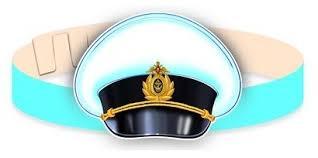 Маска-ободок <b>Фуражка моряка</b> | Купить книгу с доставкой | My ...