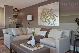 taupe walls