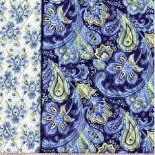 11 best Double-faced quilted fabrics images on Pinterest | Cotton ... & 45 Wide Classic Blue Double sided Quilted Navy/Capri Fabric By The Adamdwight.com