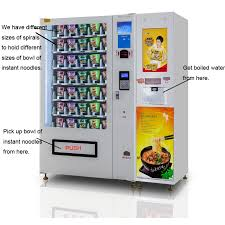 Noodle Vending Machine
