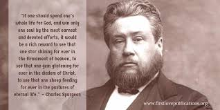 Charles Spurgeon Quotes Custom FirstLove Publications Charles Spurgeon Quotes