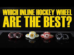 Which Inline Or Roller Hockey Wheels Are Best Difference Between Wheels
