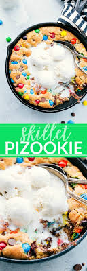 the ultimate best ever pizookie this skillet cookie is so easy to make and delicious