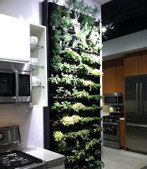 Interior Designs Ideas 16 vertical herb garden in your kitchen