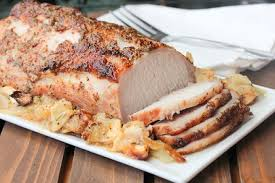 Immerse pork roast of your choice in the cooled brine mixture, and refrigerate for 12 hours or overnight (up to 24 hours) turning occasionally if necessary for even brining. Brine Pork Recipe Real Restaurant Recipes