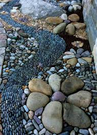 Small Picture 25 River Rock Garden Ideas for Beautiful DIY Designs