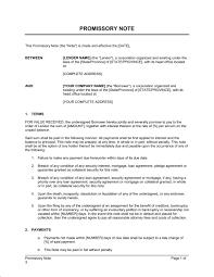 Mortgage Note Form Rome Fontanacountryinn Com