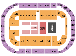 Idaho Center Concert Seating Chart Arena At Ford Idaho Center Tickets Nampa Id Ticketsmarter
