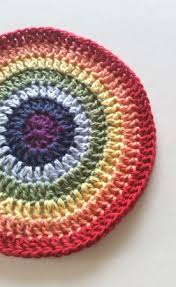 Crochet Circle Pattern Mesmerizing The Secret Crochet Circle Formula And How To Tweak It Spincushions