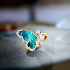 Pin by LaTisha Hamm on Ring - love ❤️   Fashion rings, Gold ...