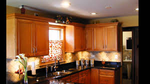 Kitchen Soffit The Possibilities Of No Soffit Youtube