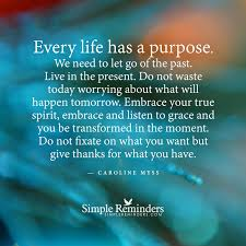 Quotes Purpose Of Life My Purpose In Life Quotes QUOTES OF THE DAY 34