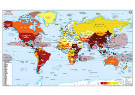 best collections of diagram world map for weather and