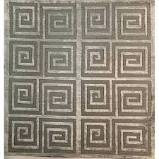 exquisite rugs greek key greco hand knotted wool silver area rug greek pattern rug greek design