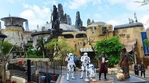 Universal Studios Disneyland Disney World On Thanksgiving
