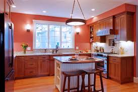 Red Tile Kitchen Floor Kitchen Floor Kitchen Floor Installing Hardwood Flooring Diy Floor