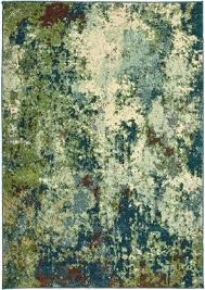 oriental weavers blue green area rug and grey rugs lime purple orange