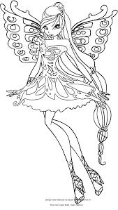 Disegni Da Colorare Delle Winx Club Coloring Site Coloring Site