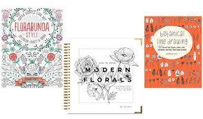 easy flower drawings fox hazel