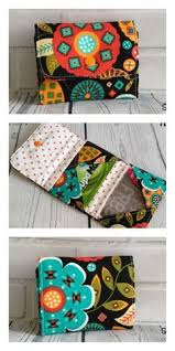 Free Wallet Patterns Amazing Free Wallet Pattern Make It From A Phat Quarter Pinterest