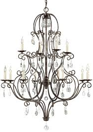 feiss f1938 8 4 mbz cau traditional 12 light 36 inch chandelier loading zoom