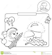 Giochi Educativi Per I Bambini Gioco Di Numeri Funghi Libro Da