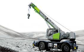 Zoomlion 50 Ton Crane Load Chart All Products