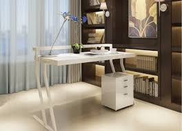 cool things for office desk. Cool Things For Your Desk Awesome Unique Puter Desks Narrow Office Contemporary S