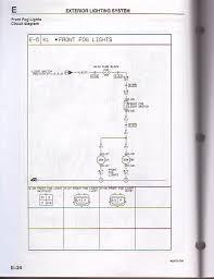 wiring diagram mazda mx 6 forum 93 97 foglight wiring diagram