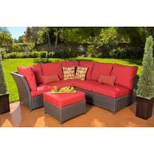 rushreed sectional replacement cushion