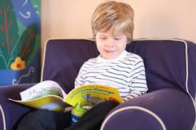once your child is about 2 or 3 years of age begin asking questions before during and after reading the book show your child the cover of the book and
