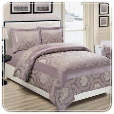 3 piece luxury jacquard bedding sets