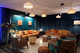 Sage Designs Los Angeles Russell Sage Studio Designs L A Debut Of Londons H Club