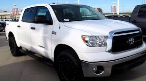 Courvelle Toyota 2013 Toyota Tundra TSS Off Road Chrome and Black ...