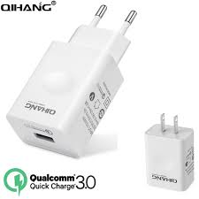 huawei quick charger. qihang quick charger 3.0 for samsung galaxy s8 5v/3.0a-9v/ huawei g